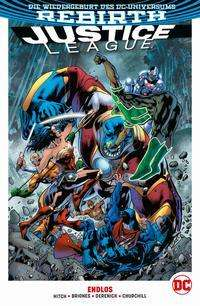 Dan Abnett: Justice League, Buch