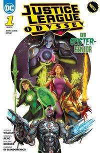 Joshua Williamson: Justice League Odyssey, Buch
