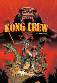 Eric Herenguel: Die Kong Crew, Buch