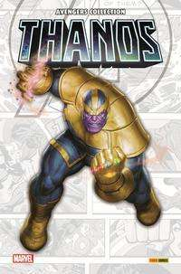 Robbie Thompson: Avengers Collection: Thanos, Buch