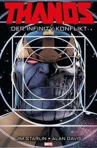Jim Starlin: Thanos: Der Infinity-Konflikt, Buch