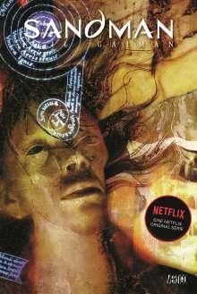 Neil Gaiman: Sandman Deluxe, Buch