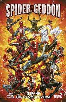 Christos N. Gage: Spider-Geddon, Buch
