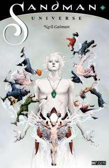Neil Gaiman: Sandman Universe, Buch