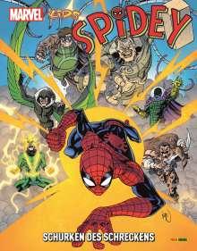 Robbie Thompson: Marvel Kids: Spidey - Schurken des Schreckens, Buch