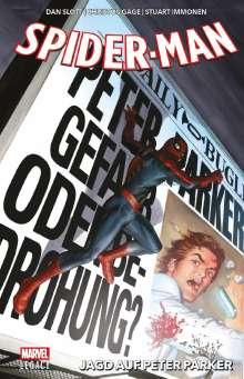 Dan Slott: Spider-Man - Legacy, Buch