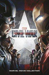 Will Pilgrim: Marvel Movie Collection: The First Avenger: Civil War, Buch