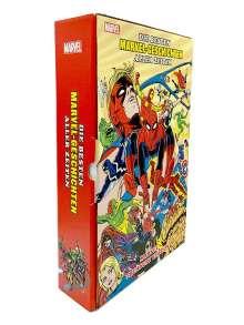 Stan Lee: Die besten Marvel-Geschichten aller Zeiten: Marvel Treasury Edition, Buch