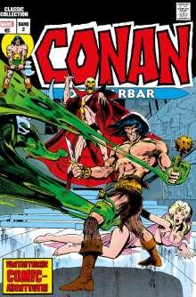 Roy Thomas: Conan der Barbar: Classic Collection, Buch