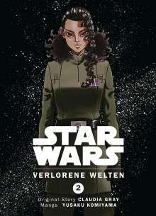 Claudia Gray: Star Wars: Verlorene Welten, Buch