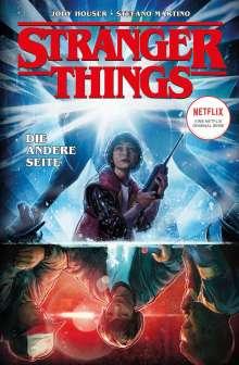 Jody Houser: Stranger Things, Buch
