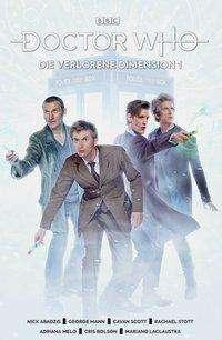 Nick Abadzis: Doctor Who - Die verlorene Dimension, Buch