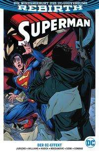 Dan Jurgens: Superman, Buch