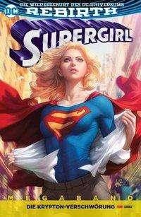 Steve Orlando: Supergirl Megaband, Buch