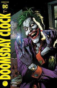 Geoff Johns: Doomsday Clock, Buch