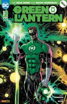 Grant Morrison: Green Lantern, Buch
