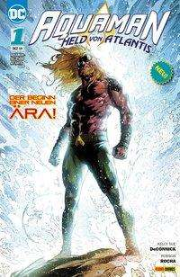 Kelly Sue Deconnick: Aquaman - Held von Atlantis, Buch