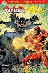 Joshua Williamson: Batman/Flash: Der Preis, Buch