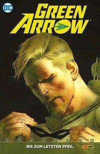 Jackson Lanzing: Green Arrow Megaband, Buch