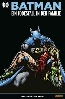 Jim Starlin: Batman: Ein Todesfall in der Familie (Neuausgabe), Buch