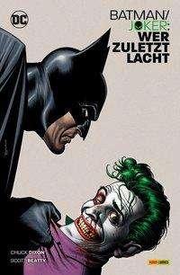 Scott Beatty: Batman/Joker: Wer zuletzt lacht, Buch
