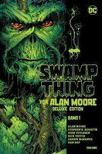 Alan Moore: Swamp Thing von Alan Moore (Deluxe Edition), Buch