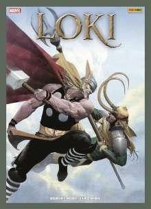 Robert Rodi: Loki Deluxe, Buch