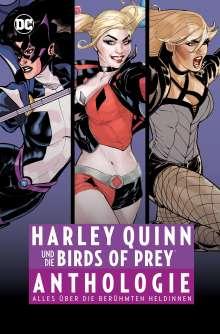 Chuck Dixon: Harley Quinn und die Birds of Prey Anthologie, Buch
