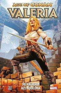 Meredith Finch: Age of Conan: Valeria, Buch