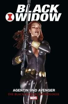 Stan Lee: Black Widow Anthologie, Buch