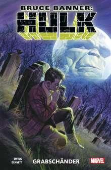 Al Ewing: Bruce Banner: Hulk, Buch
