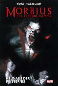Joseph Keatinge: Morbius: Der lebende Vampir, Buch