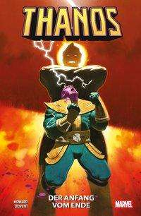 Tini Howard: Thanos: Der Anfang vom Ende, Buch