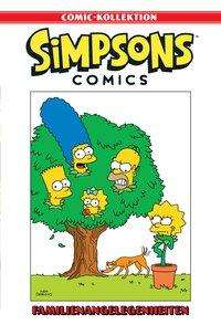 Ian Boothby: Simpsons Comic-Kollektion, Buch