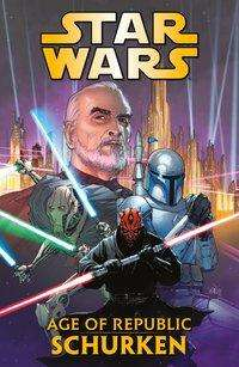 Jody Houser: Star Wars Comics: Age of Republic - Schurken, Buch