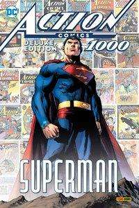 Geoff Johns: Superman: Action Comics 1000 (Deluxe Edition), Buch