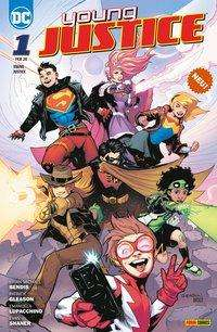 Brian Michael Bendis: Young Justice, Buch