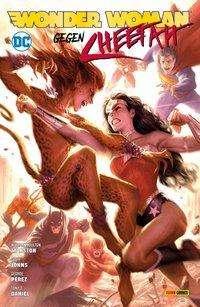 William Moulton Marston: Wonder Woman gegen Cheetah, Buch