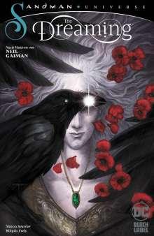 Neil Gaiman: The Dreaming, Buch