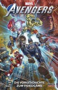 Jim Zub: Marvel's Avengers: Die Vorgeschichte zum Videogame, Buch