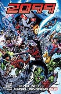 Nick Spencer: Marvel 2099, Buch