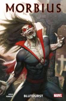 Vita Ayala: Morbius, Buch