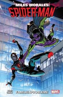 Saladin Ahmed: Miles Morales: Spider-Man - Neustart, Buch