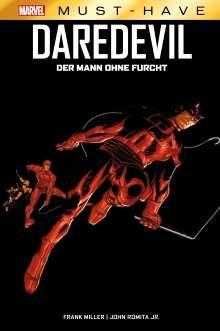 Frank Miller: Marvel Must-Have: Daredevil - der Mann ohne Furcht, Buch