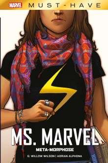 G. Wilow Wilson: Marvel Must-Have: Ms. Marvel: Meta-Morphose, Buch