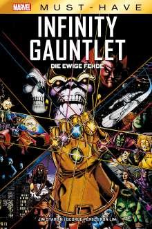 Jim Starlin: Marvel Must-Have: Infinity Gauntlet, Buch