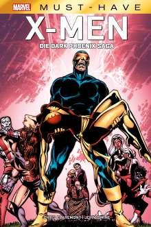 Chris Claremont: Marvel Must-Have: X-Men: Die Dark Phoenix Saga, Buch