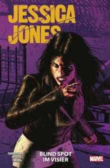 Kelly Thompson: Jessica Jones: Blind Spot im Visier, Buch