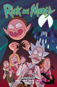 Kyle Starks: Rick and Morty, Buch