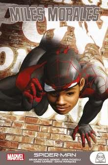 Brian Michael Bendis: Miles Morales: Spider-Man, Buch
